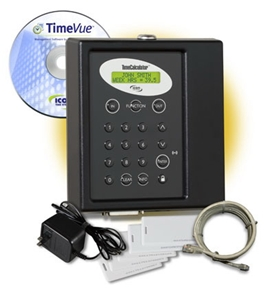 Icon Time Systems PROXe Employee Time Clock with Ethernet Connectivity