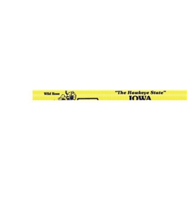 Iowa State School Pencil. 36 Each ATL-5999-IA