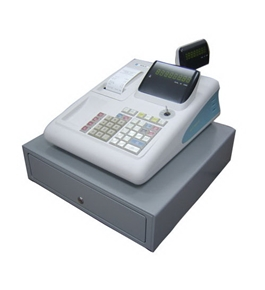 JCM J2500 Electronic Cash Register