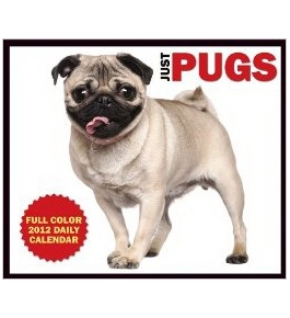 Just Pugs 2012 Calendar (Just (Willow Creek))