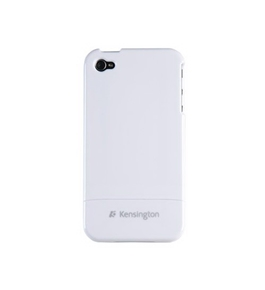 Kensington K39280US Capsule Case for iPhone 4 and 4S - 1 Pack - Retail Packaging - White