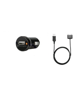 Kensington Mini Car Charger for iPhone and iPod