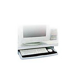 Kensington Underdesk Comfort Keyboard Drawer with SmartFit System, Extra Wide, Includes Wrist Rest (K60004US)