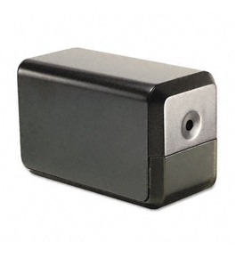 X-ACTO Products - X-ACTO - 1800 Series Desktop Electric Pencil Sharpener, Charcoal Black