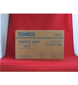 Konica 7415 Toner / Developer / Drum Unit (7000 Page Yield) (950-704), Works for 7415