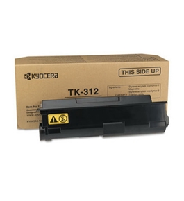 Printer Essentials for Kyocera Mita FS-2000D/FS-2000DN/FS-3900DN/FS-4000DN - CTTK-312 Toner
