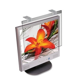 Kantek LCD19 Protect Deluxe Anti-Glare Filter for 19 to 20-Inch LCD Monitors
