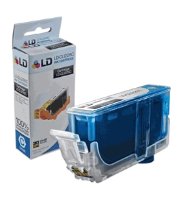 LD © Canon CLI-226 Cyan Compatible Inkjet Cartridge W/ Chip