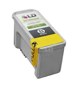 LD Epson T017201 (T017) Black Remanufactured Ink Cartridge