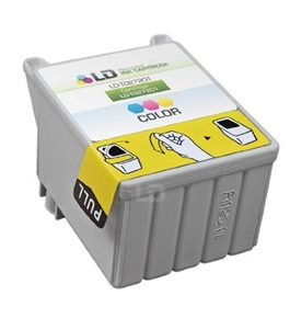 LD Epson T027201 (T027) Color Remanufactured Ink Cartridge