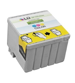 LD Remanufactured Replacement for Epson S020193 (S193110) Color Ink Cartridge