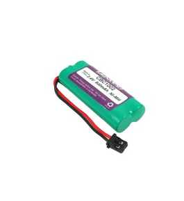 Lenmar CBC1002 2.4V 800mAh NiMH Replacement Battery for Uniden BT-1002 Cordless Phone Battery