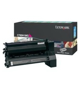 Lexmark Laser Toner Cartridge (C780H1MG)