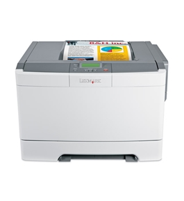 Lexmark Refurbished Color Laser Orinter with Network C540NRF