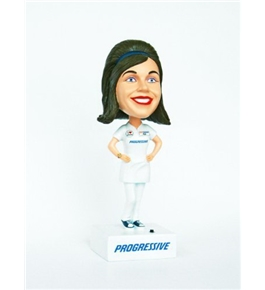 Limited Edition Flo Bobblehead w/Voice Chip