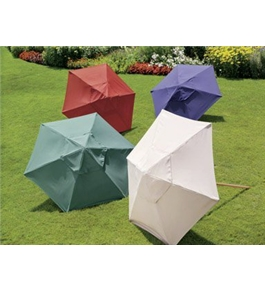 Living Accents Market Umbrella CASE_12