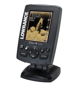 Lowrance Elite-4 DSI Combo Base 455/800 Transducer