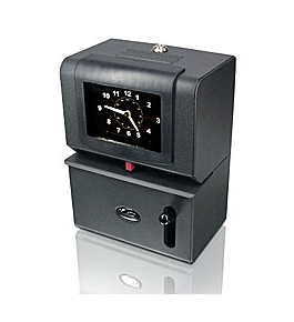 Lathem 2104 Automatic Time Recorder