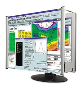 Kantek MAG19WL LCD Monitor Magnifier Filter, Fits-19 Inch Widescreen LCD Screen