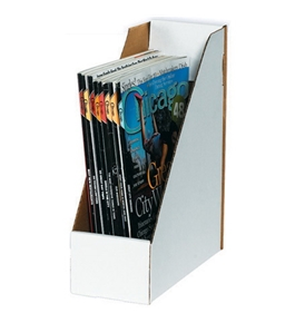 Magazine File Boxes (50 Each Per Bundle)