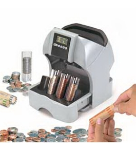 Magnif Cyber Sorter Digital Coin Sorter Coin Counting Machine Prod. #5350
