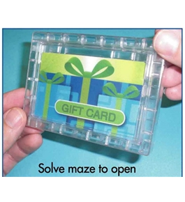 Magnif Gift Card Maze Prod #1260