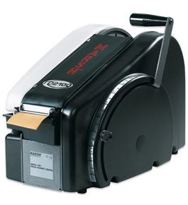 Marsh - TD2100 Manual w/Heater Paper Gum Tape Dispenser (1 Each)
