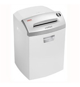 "Martin Yale PRE277164 Intimus 32CC3 Paper Shredder, Cross Cut, 9-1/2"" Width Paper Entry, 12 Sheet Capacity, White"