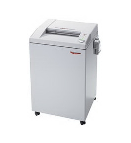 MBM Destroyit 4005 Cross Cut Shredder with Automatic Oiler