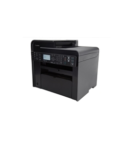 Canon imageCLASS MF4770n Black and White Laser Multifunction (Includes Toner) - Refurbished