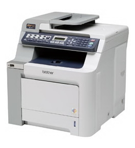 Brother MFC-9440CN Color Laser Fax, Copier, Printer, Scanner w/Network