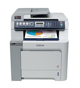 Brother MFC-9440CN Refurbished Color Laser Multi-Function Center® with Networking