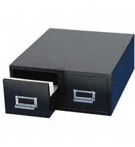 MMF 263F3516DBLA Steel Card Cabinet [Office Product]