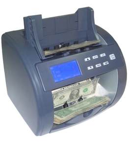 MoneyCAT 810 Currency Discriminator/Money Counter Machine