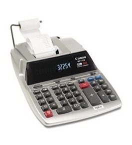 MP11DX Two-Color Printing Desktop Calculator, 12-Digit Fluorescent, Black/Red