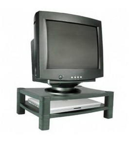 Kantek MS450 Two Level Deluxe Monitor Stand