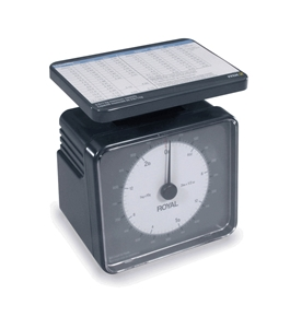 Royal MX-2 Mechanical Postal Scale