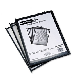 REPLACEMENT SLEEVES-6 - Set of 6