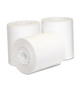 NCR Thermal Receipt Paper, 2.25 Inches x 165 Feet Roll, 6 per Pack (856445)