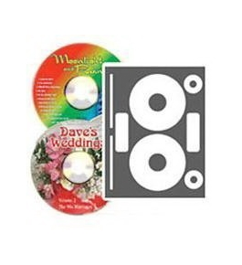 Neato - High Gloss Photo Quality CD/DVD Labels - 40 Pack