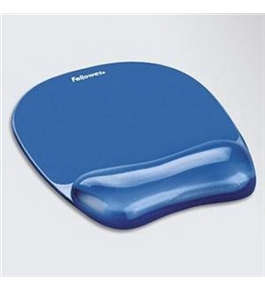 NEW Blue Crystal Msepad/Wrist Rest (Input Devices)
