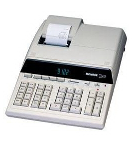 New-Calculators - MOR7140 -12 DIGIT - LQ-DESKTOP PRINT/DISPALY