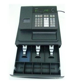 Sharp XE-A107 Cash Register