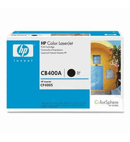 New-HP CB400A - CB400A Toner, 7500 Page-Yield, Black - HEWCB400A