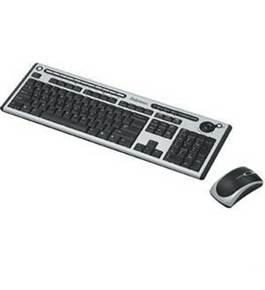 NEW Microban Slim Cordless Combo (Input Devices-Wireless)