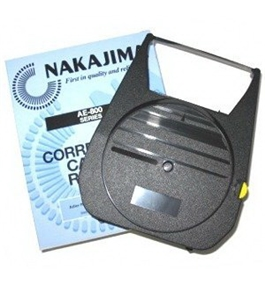 NEW NAKAJIMA OEM RIBBON FOR EC800 AE-830 - 1-CORRECTION FILM RIBBON (Printing Supplies)