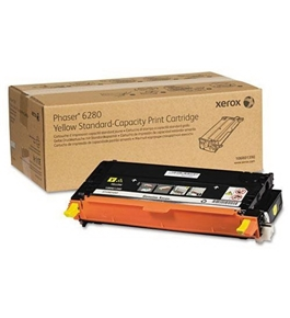 New-Xerox 106R01390 - 106R01390 Toner, 2200 Page-Yield, Yellow - XER106R01390
