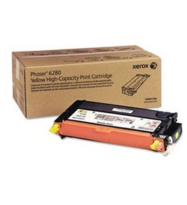 New-Xerox 106R01394 - 106R01394 Toner, 5900 Page-Yield, Yellow - XER106R01394