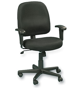 NEWPORT FABRIC FT5241 FABRIC TASK CHAIR
