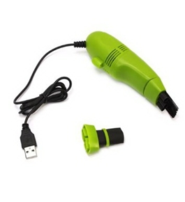 niceEshop USB Power Vacuum Computer Mini Keyboard Cleaner